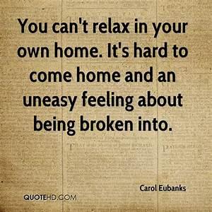 Carol Eubanks Quotes   QuoteHD