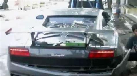 kecelakaan maut  surabaya pengemudi lamborghini tersangka