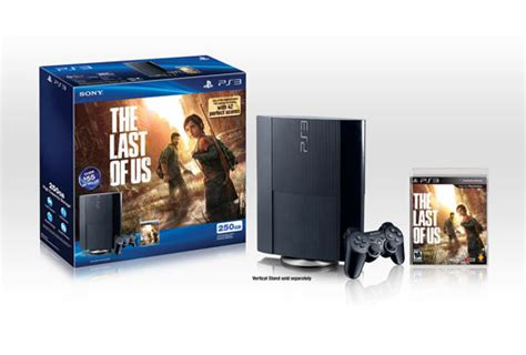 The Last Of Us Playstation 3 Bundle Tech Specs Ps3