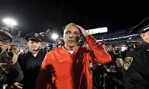 Watch The Urban Meyer Michigan Postgame Press Conference