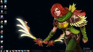 Fan Art WindRunner DotA 2 by dongphuongkydoanh on DeviantArt
