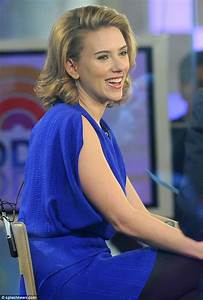 Today Show: Scarlett Johansson opens up about her divorce ...