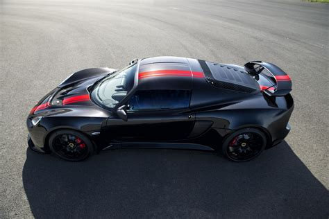 Lotus Exige 350 Special Edition Celebrates 50 Years of ...