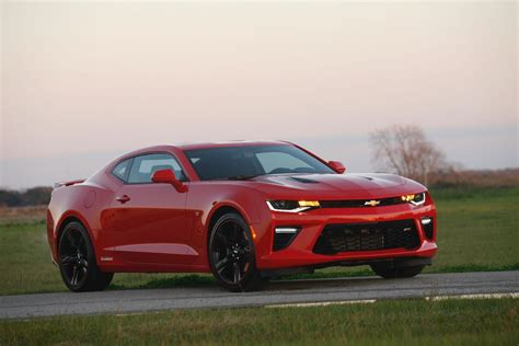 2018 Chevrolet Camaro Ss Hennessey Hpe500 Upgrade