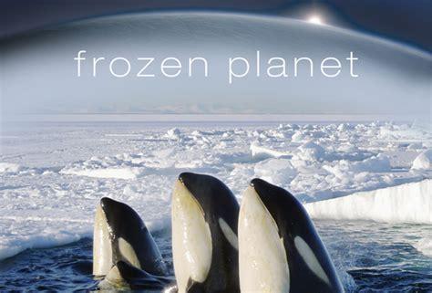 bbcs frozen planet premieres march   discovery