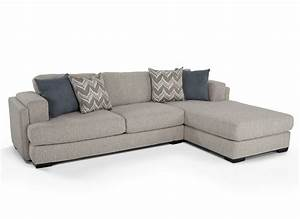 Ava left arm facing sectional sectionals living room for Bobs furniture living room sectionals
