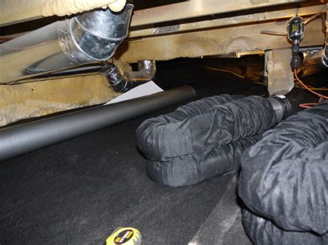 crawl space vapor barrier and ecapsulation