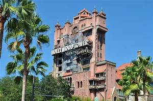 Disney's Tower of Terror ride is going to be a movie...again