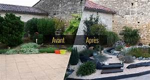 societe damenagement exterieur a rochefort barraud freres With photos amenagement jardin paysager 17 amenagement terrasses