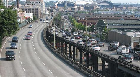expect delays upcoming alaskan viaduct closure beginning