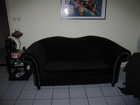 fauteuil bureau cuir marron canape velours occasion clasf