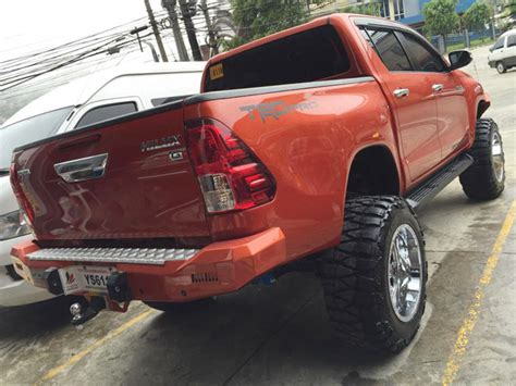 modified   toyota hilux  ph