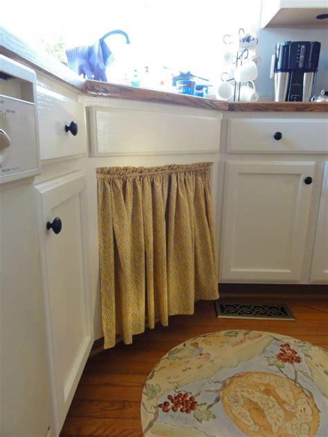 Under Sink Curtain  Interiors Pinterest