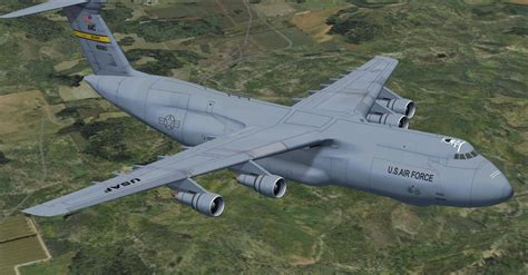 DOWNLOAD Lockheed C-5 Galaxy Alphasim FSX & P3D - Rikoooo