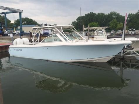 Sailfish Boats Dual Console by Sailfish 325 Dual Console Boats For Sale