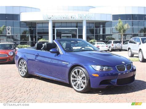 2008 Interlagos Blue Metallic Bmw M3 Convertible #64611910