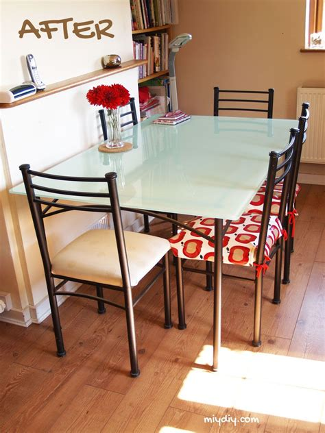top kitchen tables painting a glass table top crafts glass table glass