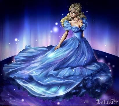 Cinderella Disney Deviantart Action Princess Way Courage