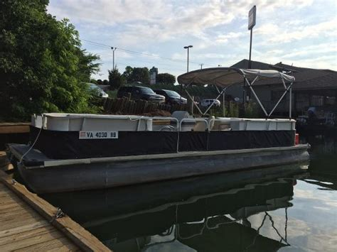 Used Pontoon Boats In Va by Odyssey Boats For Sale In Virginia