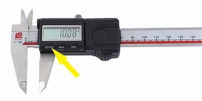 Caliper Vernier Micrometer Measuring Handed Left Electronic