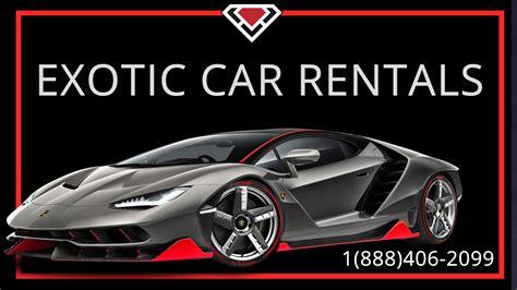 Diamond Exotic Rentals  Exotic And Luxury Car Rentals