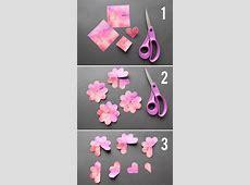 Paper Rose Template Projet52com