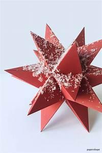 Sterne Weihnachten Basteln : sterne basteln zu weihnachten schne origami sterne falten diy ~ Eleganceandgraceweddings.com Haus und Dekorationen