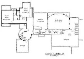 Home Floor Plans With Basements by White House Basement Floor Plan House Plans 4203