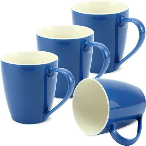 tassen becher kaffeebecher farbig blau dunkelblau