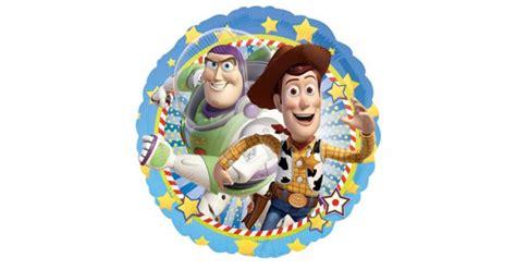 toy story buzz woody    balloon