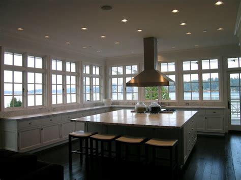 large square kitchen island square kitchen island contemporary kitchen castanes 6818