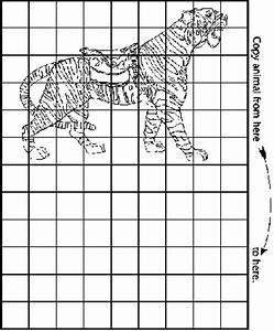 carousel animal contruction manual grid and scale With grid drawings templates