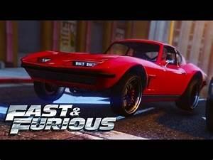 Fast Furious 8 Letty39s 1966 Chevy Corvette Stingray GTA