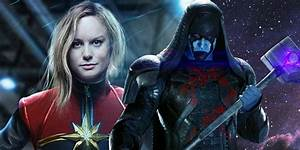 Captain Marvel Movie: Lee Pace 'Excited' to Return as Ronan