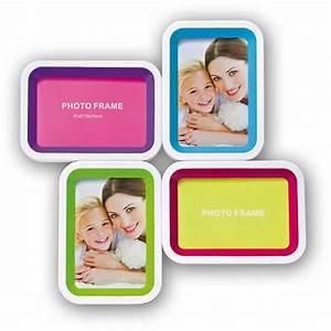 Cadre Photo Multivue : cadre photo multivue blanc 4 photos 10x15 valencia zep ~ Teatrodelosmanantiales.com Idées de Décoration