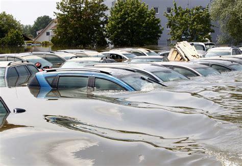 Flood Cars Hit Resale Market