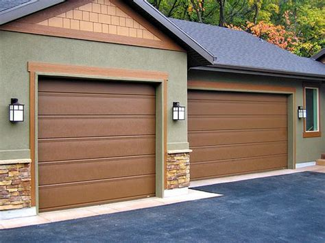 brown garage doors menards garage doors brown