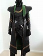 Tom Hiddleston Costume | Loki Coat - Hjackets