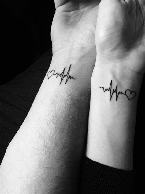Minimalist Tattoo Ideas For Couples | Tattoos | Tattoos, Couple tattoos, Infinity tattoos