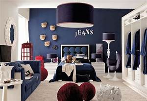 Kinderzimmer Für 3 Jährige Jungs : 25 coole ideen f r blaues jugend und kinderzimmer f r jungen ~ Bigdaddyawards.com Haus und Dekorationen