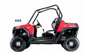 U26052008 Polaris Ranger Rzr 800 Utv Service Repair Manual