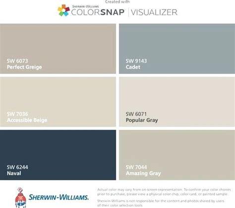 Kitchen Valances Ideas - whole house color palette whole house paint color scheme home color scheme 2015 i9life club