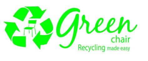 recycling made easy green chair recycling recycling made easy
