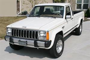 Mojeep 1986 Jeep Comanche Regular Cab Specs  Photos