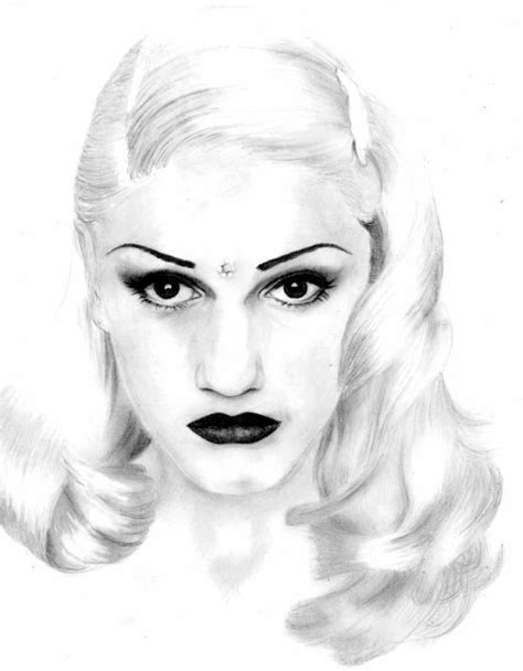 I Am Traditional Gwen Stefani by Gwen Stefani By Oliviahhx3 On Deviantart