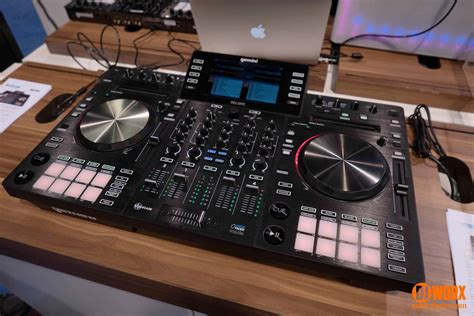 Dj Controller Stand Alone by Namm 2016 Gemini S Sdj 2000 Standalone Controller Djworx