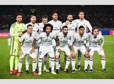 La Liga news Real Madrid kits for 201718 leaked