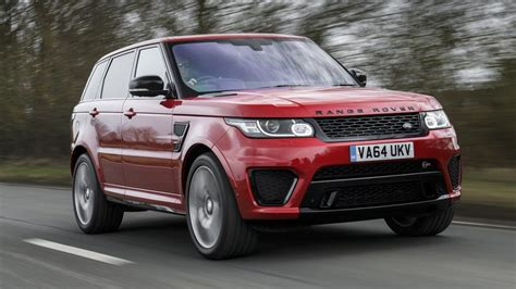 Review Land Rover Range Rover Sport by Land Rover Range Rover Sport Review Top Gear