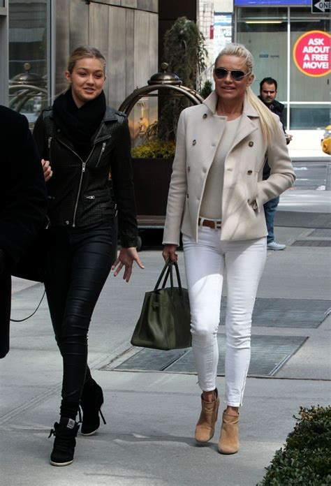 More Pics of Yolanda Foster Skinny Jeans (6 of 8) - Yolanda Foster Lookbook - StyleBistro