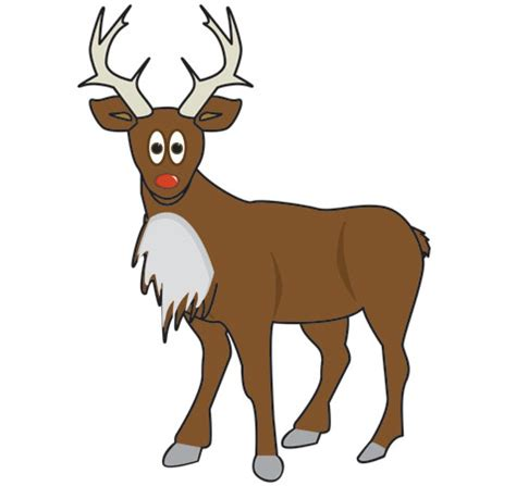 early learning resources rudolph  red nosed reindeer